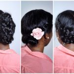 3 Quick And Easy Updos Shared By Tina Munzu