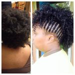 Braided Mohawk Shared By Derekia Muldrew