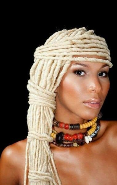 Blonde Locs Black Hair Information