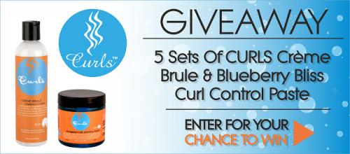CURLS giveaway 3