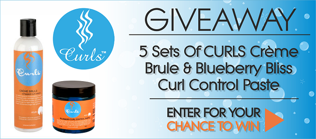 CURLS giveaway 3