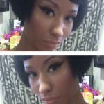 Nicki Minaj Shows Off Her New Hair Cut On Instagram