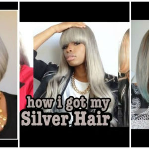 Would You Ever Wear Silver Hair?