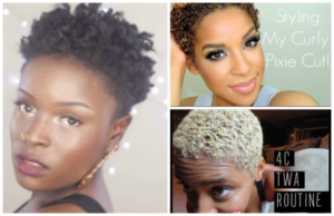 3 Styling Tutorials That Can Help You To Style Your New TWA