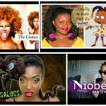 4 Halloween Looks for Natural Hair Gals