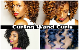 3 Gorgeous Curling Wand Style Tutorials