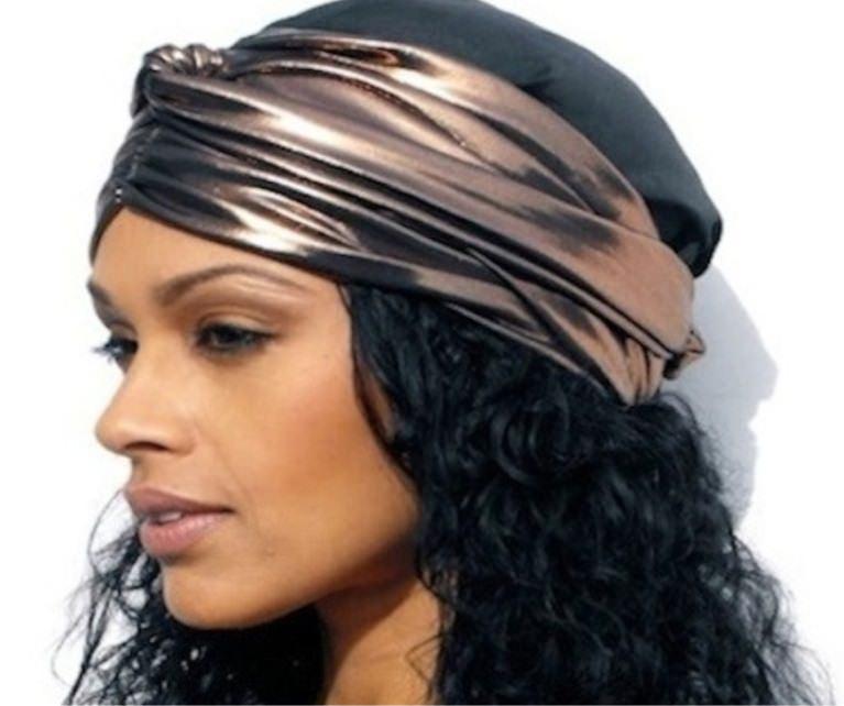 Silk Vs Satin On Natural Hair