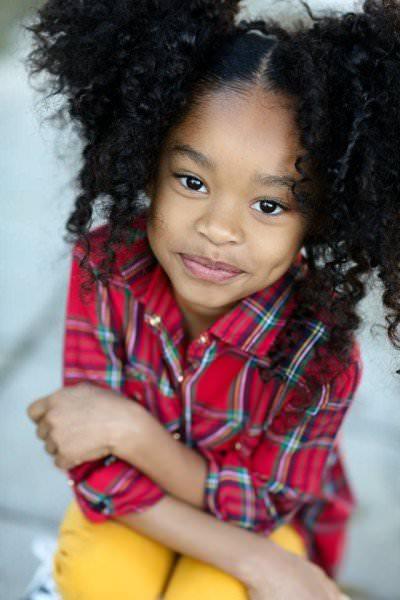 pretty little girl black hair information. Black Bedroom Furniture Sets. Home Design Ideas