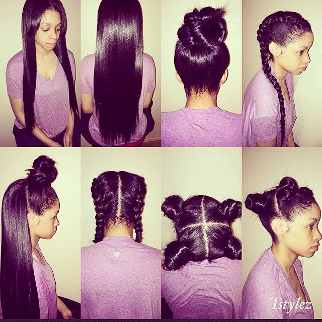 Vixen Sew In The Most Natural Weave Technique Ever For Natural And