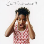 Do You Get Frustrated With Your Natural Hair? We Have 4 Ways You Can Get Over That Frustration