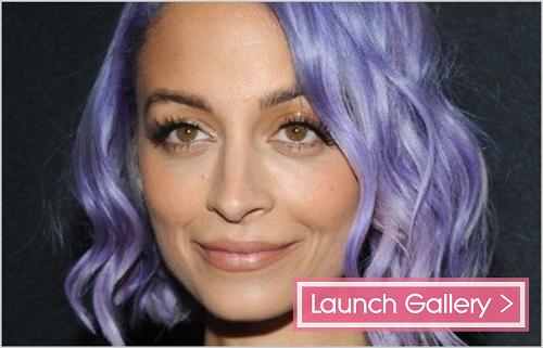launch gallery - Celebrities Who Are Known For Rocking The Pastel Hair Trend