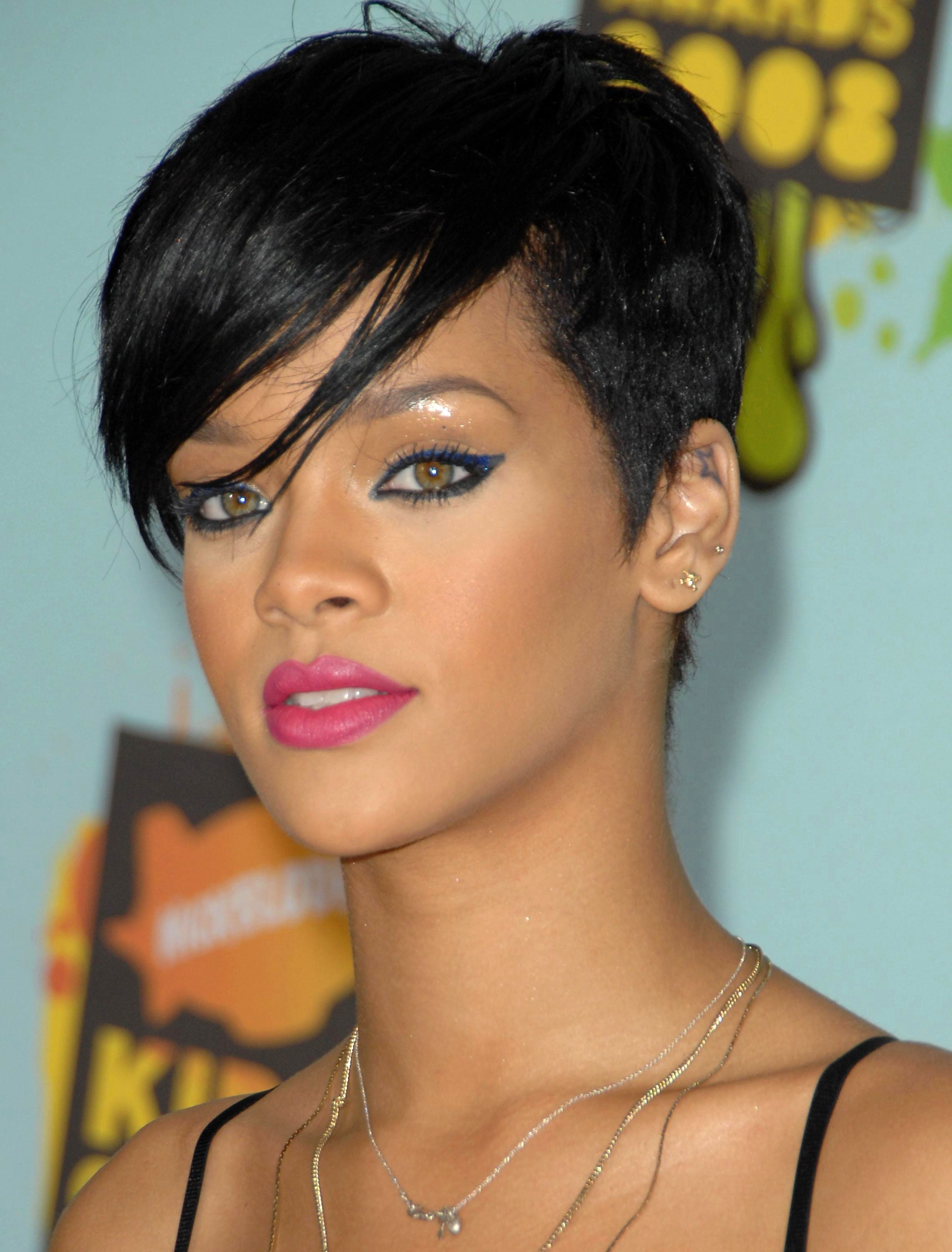 What Is Your Favorite Rihanna Hairstyle Gallery Black Hair