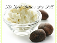 4 Natural Butters You Need To Be Using This Fall And Winter