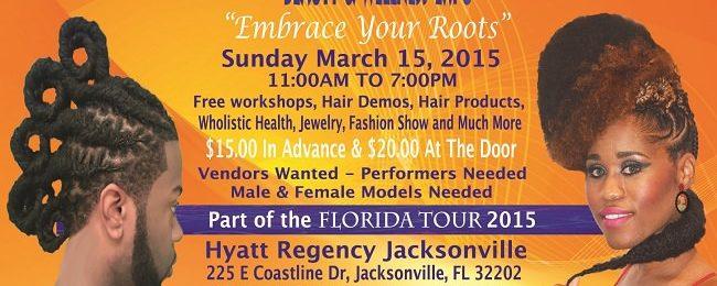 North Florida Simply Natural Hair Beauty & Wellness Expo