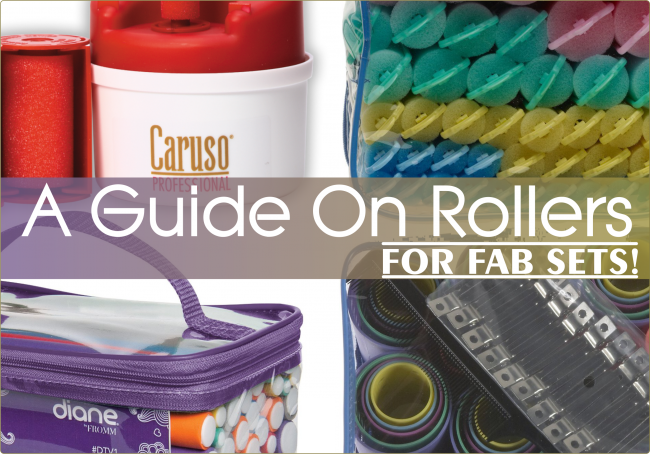A Simple Guide On The Variety Of Rollers For Fabulous Sets