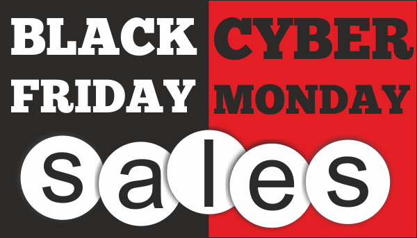 BLACK FRIDAY CYBER MONDAY SALES 2014