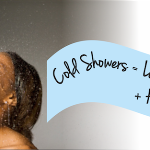 A Cold Shower Can Help To Reduce Hair Shedding and Increase Hair Growth