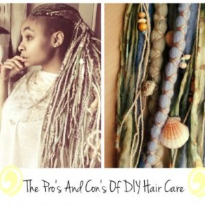 The Pros And Cons Of DIY Hair Care