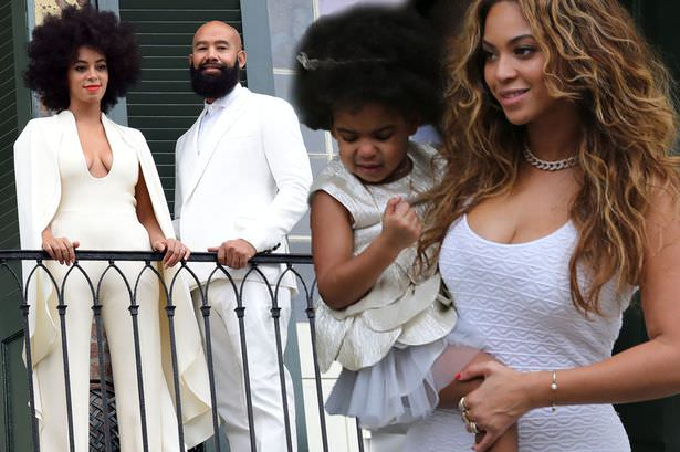 quotthank you for the froquot my thoughts on the solange wedding