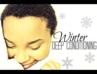 The DIY Deep Conditioner For Protecting Your TWA In The Winter Weather