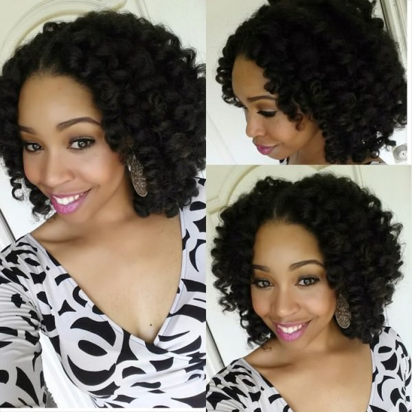 Crochet Braids Twist Out : Crochet Braids