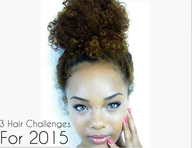 3 Hair Challenges You Should Try In 2015