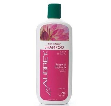 Biotin Repair Shampoo Aubrey Organics