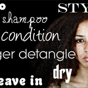 Do You Have 4 -11 Hours To Care For Natural Hair Every Week?