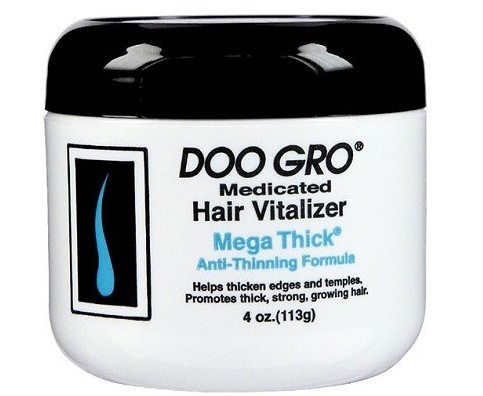Doo Gro Medicated Hair Vitalizer Mega Thick Anti-Thinning Formula