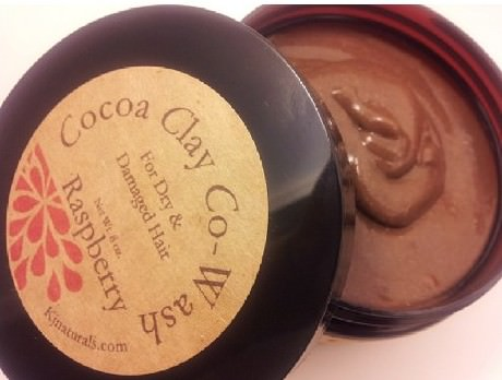 KJ Naturals Cocoa Clay Co-Wash