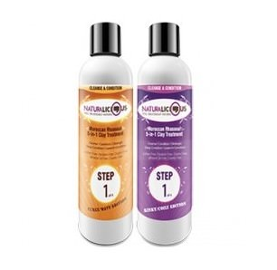 NATURALICIOUS Moroccan Rhassoul Clay 5-in-1