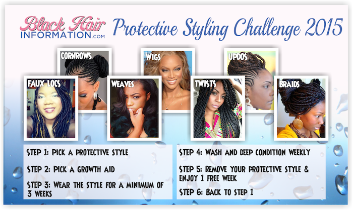 Protective styling challenge 2015