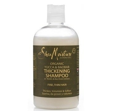 Shea Moisture Yucca & Baobab Thickening Shampoo
