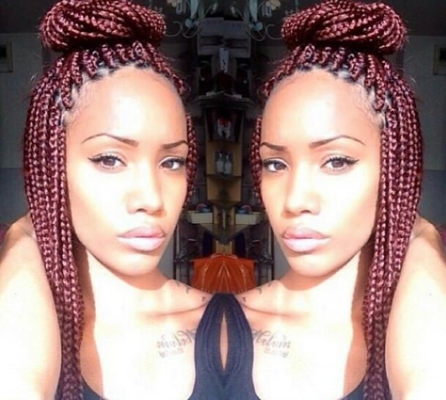 Crochet Box Braids With Color : Tips For Preserving Your Protective Style