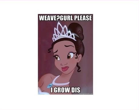 princess tiana i grow dis