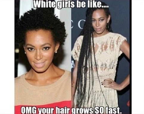 solange your hair grow so quickly 20 of the best black hair memes [gallery] black hair information