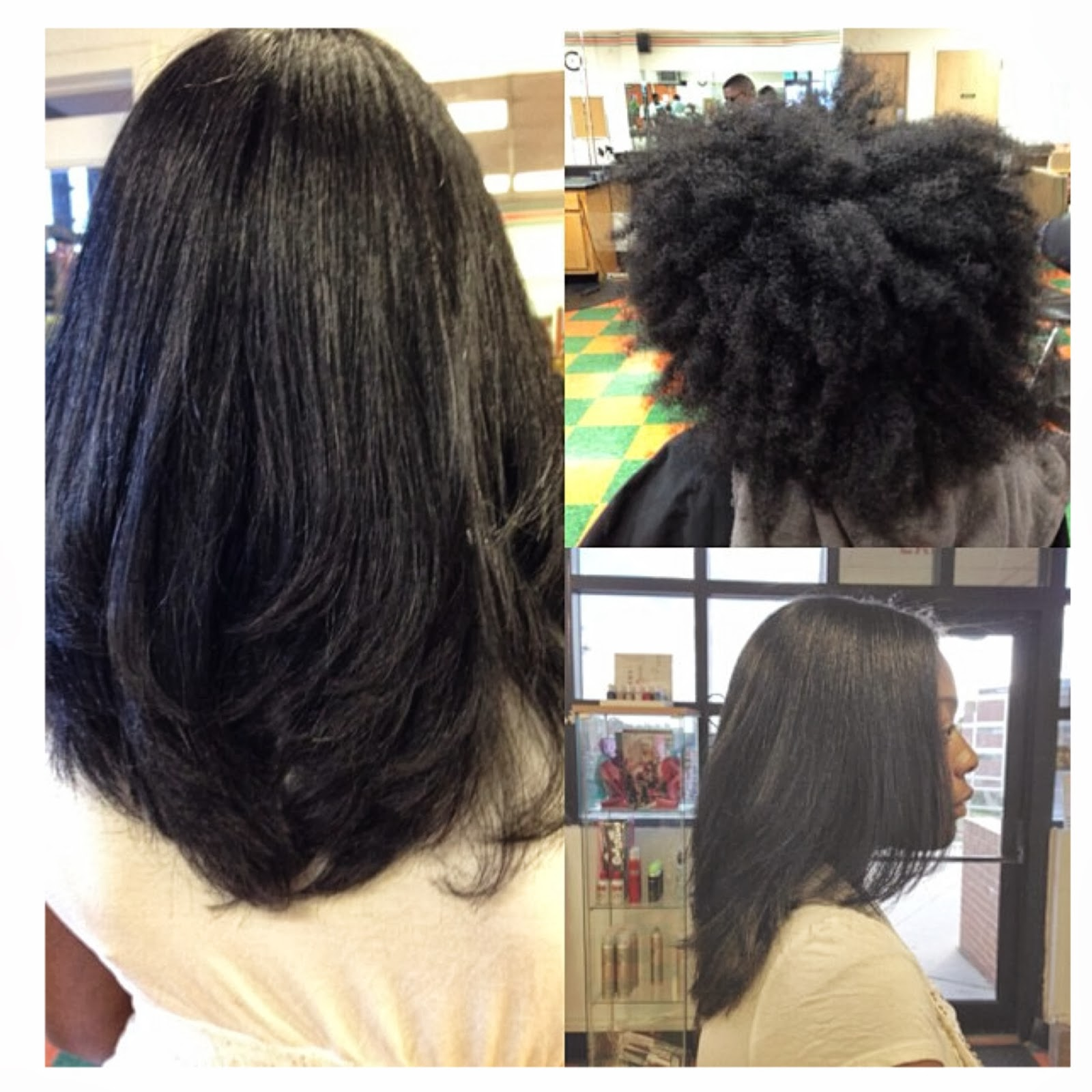 straightening hair styles for what is a blowout for black hair black hair spot 8181