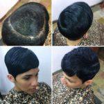 Quick Weave Top – Short Weave