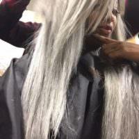 Hmmm – Toya Wright Goes Grey – #Greyisthenewblack She Says