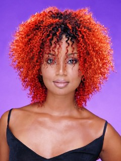 3 Ways to Add Non Permanent Color to Natural Hair