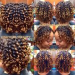 Stunning Twist Out @kinkycurlybeauty