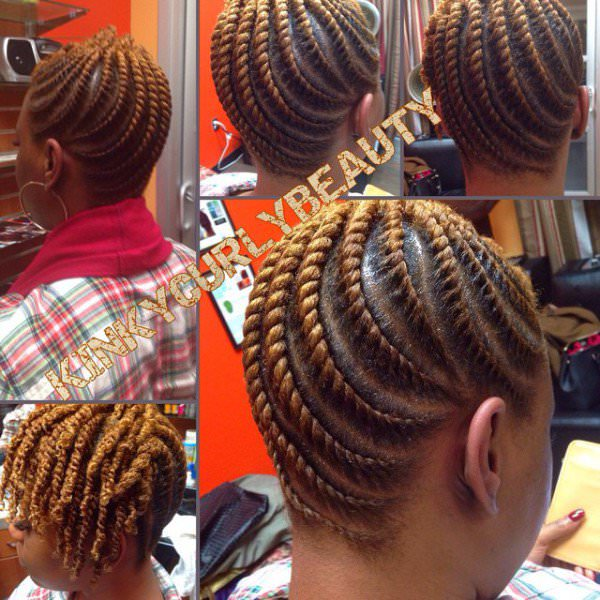 Different Types Of Natural Hair Art