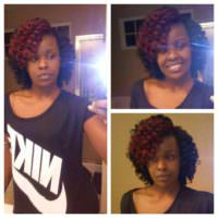 Knotless Crochet Twist Out With Marley Hair Shared By Denise Killings