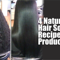 4 Natural Hair Softener Recipes and Products that Every Girl Should Know