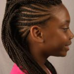 Mohawk with Extensions Shared By Kinkxstudio