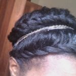 Cute Flat Twists Shared By Elohim