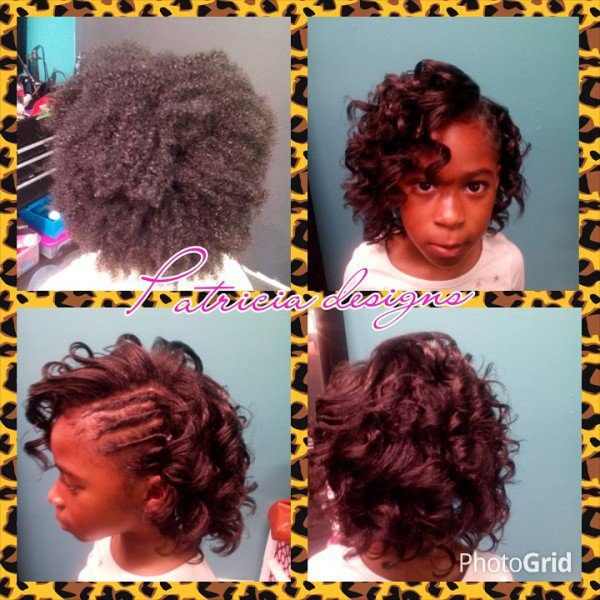 pressed hair styles silk press on a shared by wilson745 4284