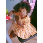 AWWWWW…. Toddler's Afro Shared By Longstocking Candy