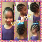 Cute Braided Mohawk Shared By Shaneria Mosley