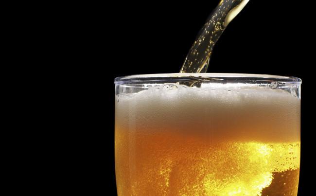 Beer ower black